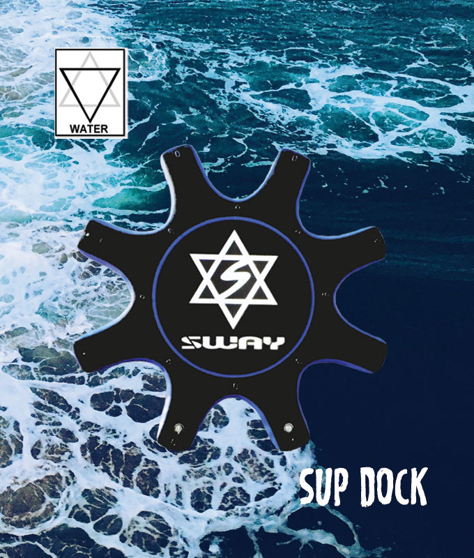 SWAY SUP DOCK