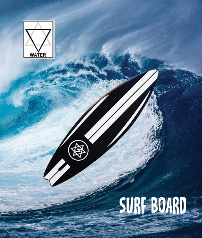 SWAY Surf Board
